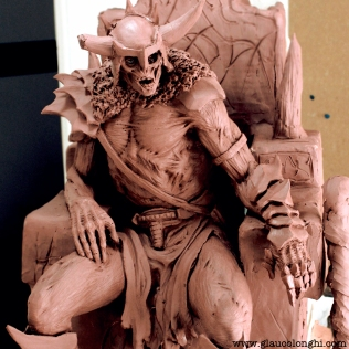 Undead King - inpired by Blizzard
