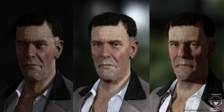 Bundy - based on Dishonored concept