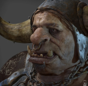 Orc - Click on projects for more