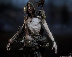 Bloody Necromancer - Click on projects for more